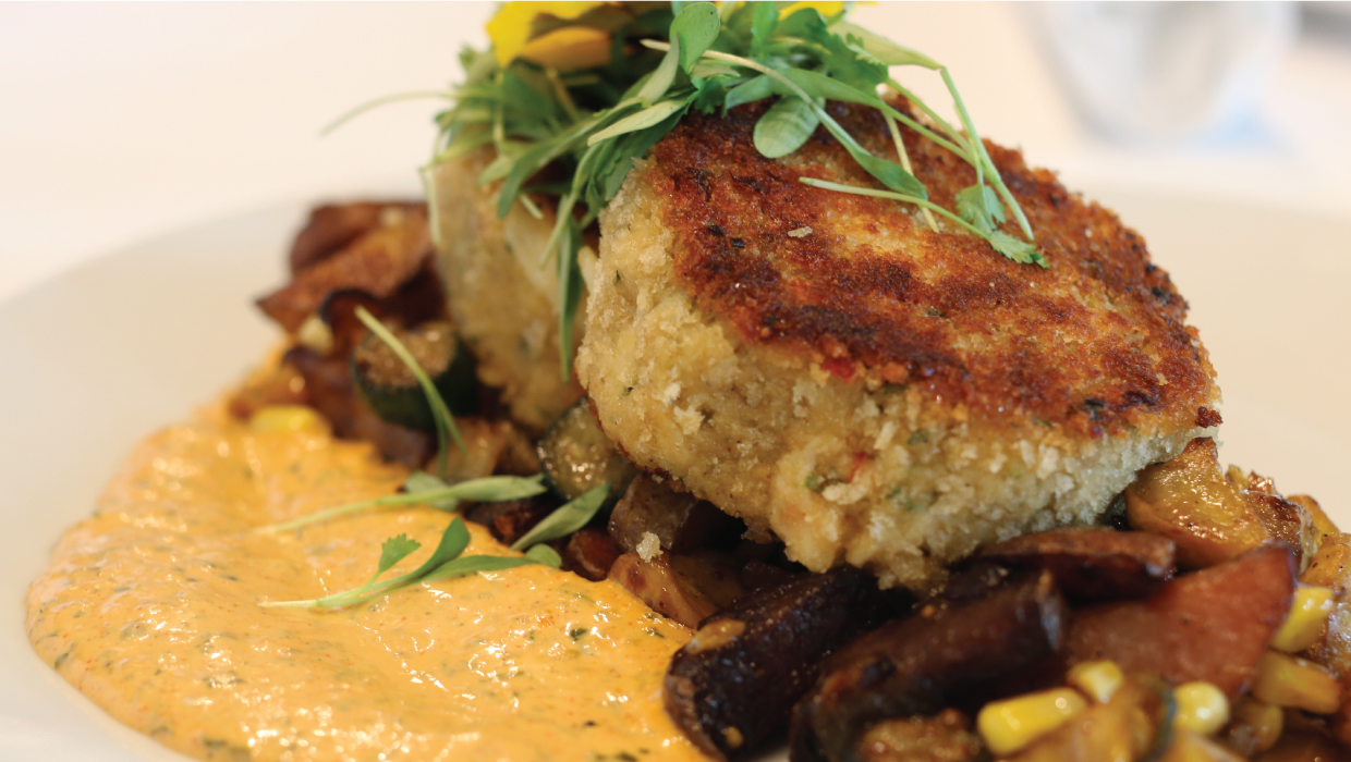 surfing-deer-CHEF-GREGG'S-FAMOUS-CRAB-CAKES