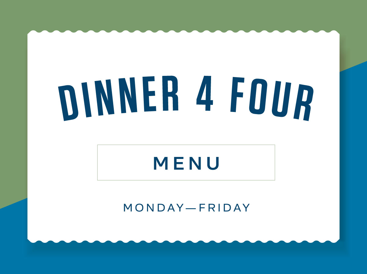 family style daily specials